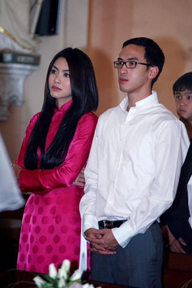 Tăng Thanh Hà bị hỏi khó về chồng đại gia Louis Nguyễn hậu 9 năm kết hôn 2