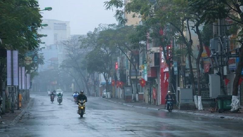 Dự báo thời tiết 5/9: Hà Nội mưa rải rác, trời nhiều mây mát mẻ 1
