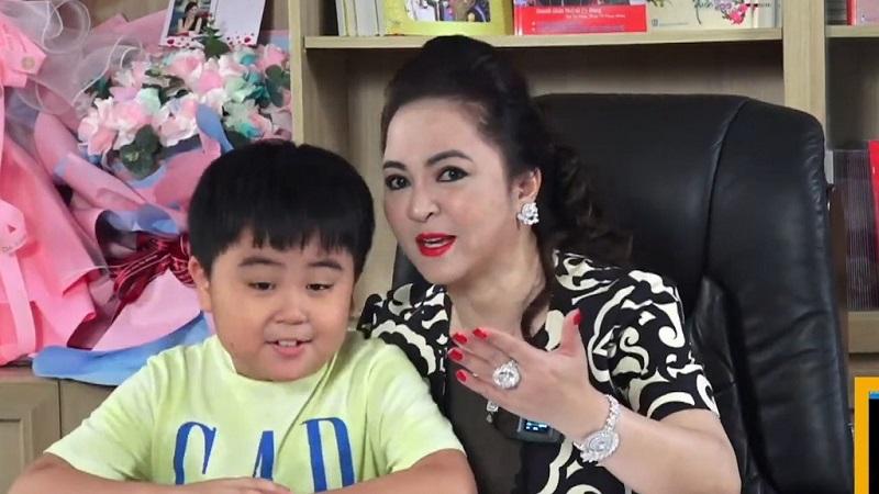 Con chung của bà Phương Hằng với ông Dũng 'lò vôi' lộ tố chất khác thường 5