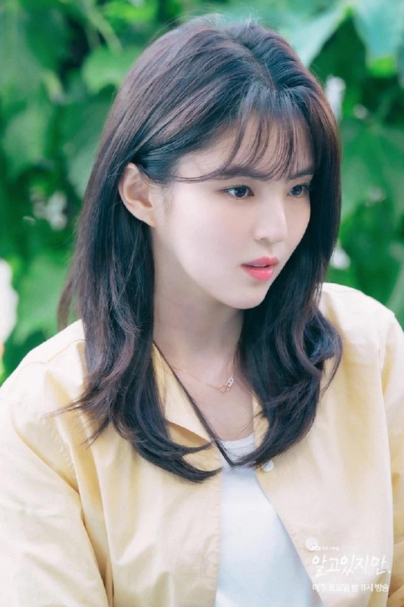Han So Hee nàng thơ bao nhiêu trong Nevertheless bỗng 'hư hỏng' bấy nhiêu ở loạt ảnh mới 2