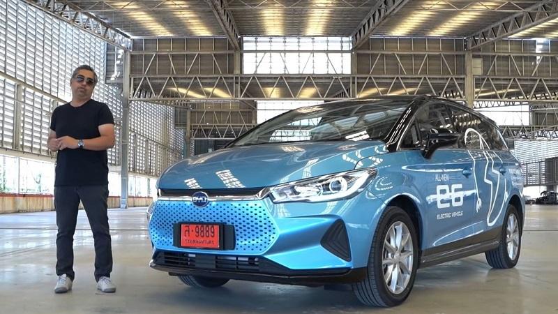 Tin xe hot nhất 14/9: Trình làng GPX POPZ 110; Xe điện Trung Quốc BYD E6 lộ diện 4