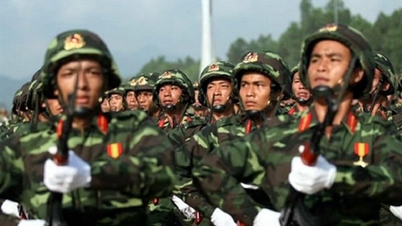 Điểm chuẩn Trường Sĩ Quan Lục Quân 1 - Đại học Trần Quốc Tuấn 2021 1