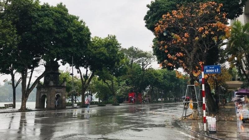 Dự báo thời tiết 24/9: Bão số 6 gây mưa lớn cho miền Trung, Bắc Bộ mưa rải rác 1