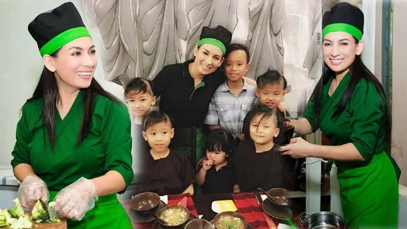 Xúc động hình ảnh cuối cùng của Phi Nhung và 'đứa con tinh thần' 6 tuổi 1
