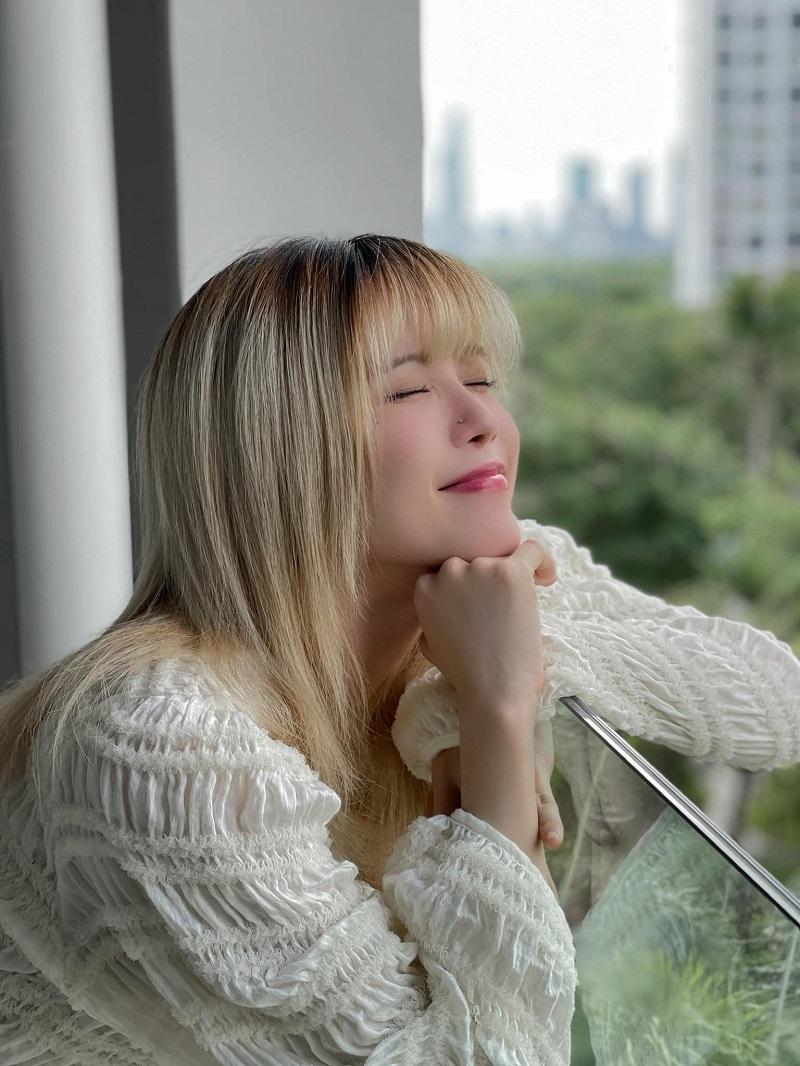 Thiều Bảo Trâm một lần nói rõ chuyện tình cảm hậu drama với Sơn Tùng 3