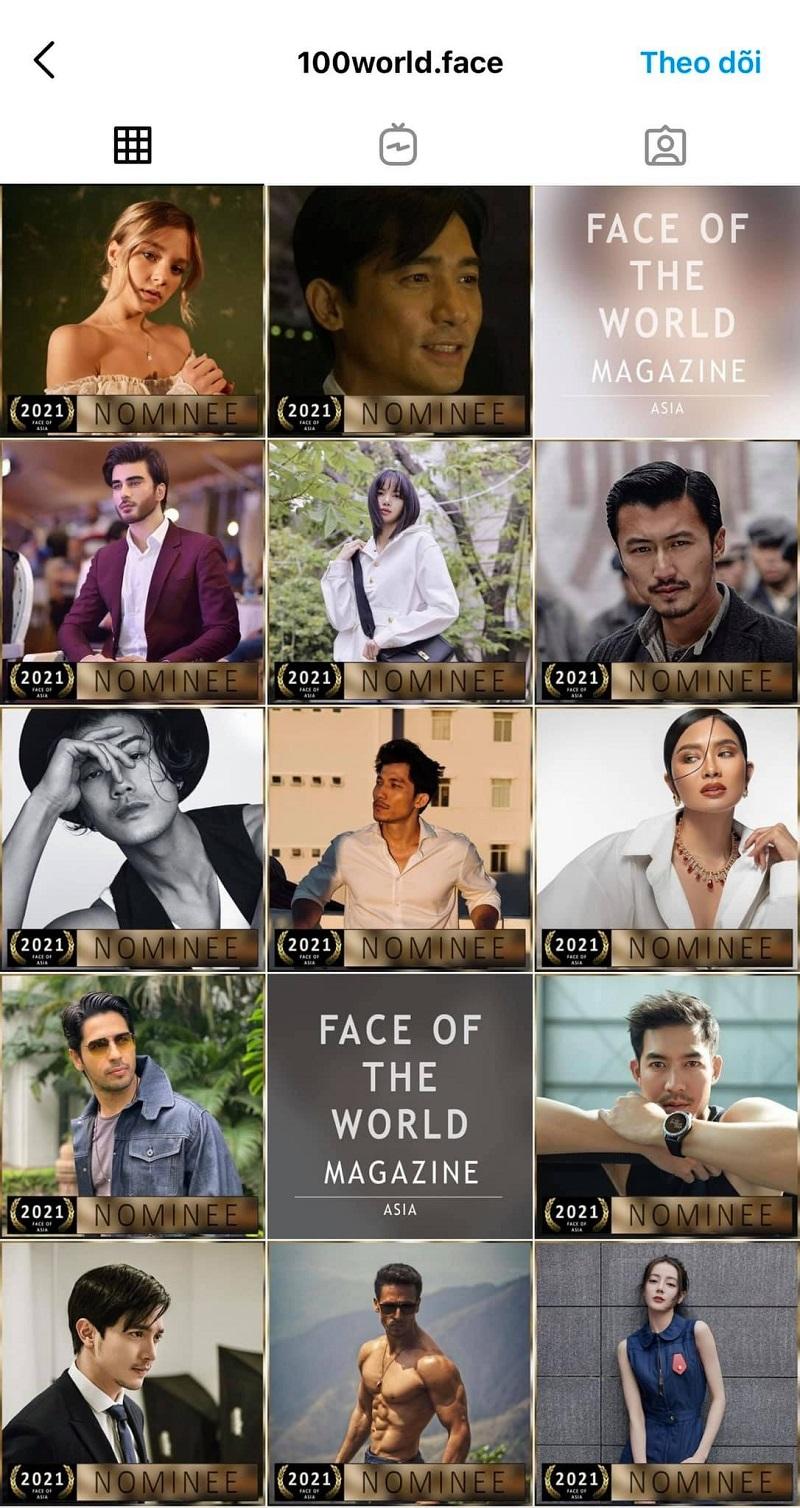 Vượt Sơn Tùng, Liên Bỉnh Phát bất ngờ lọt top 100 Gương mặt tạp chí đẹp nhất châu Á 2