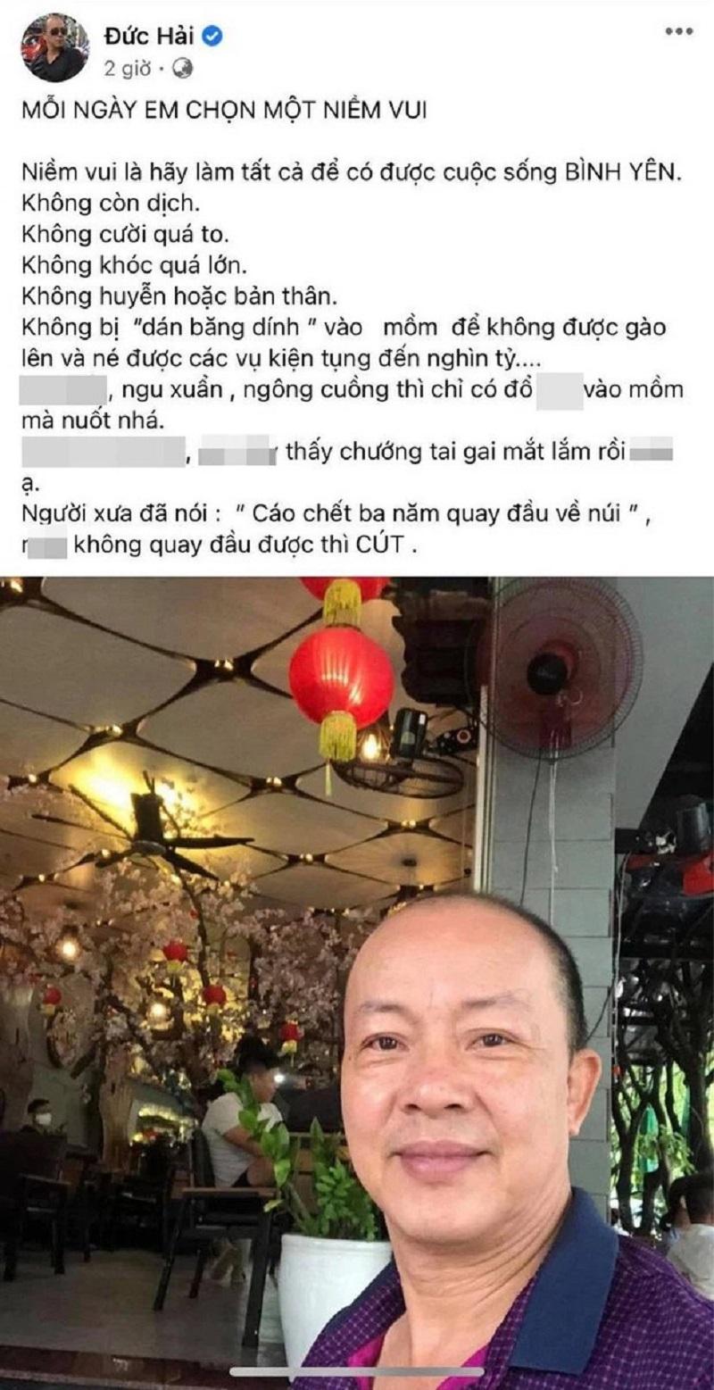 Một nghệ sĩ bất ngờ kiện cậu IT 'ruột' của bà Phương Hằng tống tiền mình 5