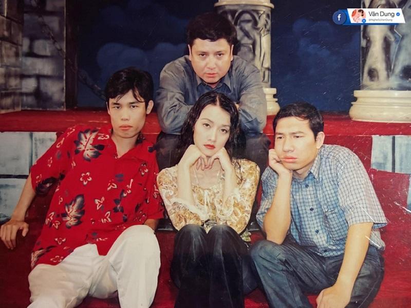Ngỡ ngàng nhan sắc thời đi thi hoa hậu của NS Vân Dung '11 tháng 5 ngày' 3