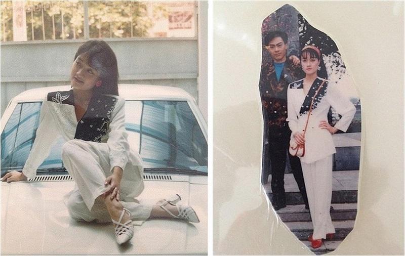 Ngỡ ngàng nhan sắc thời đi thi hoa hậu của NS Vân Dung '11 tháng 5 ngày' 11