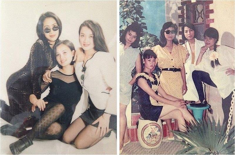 Ngỡ ngàng nhan sắc thời đi thi hoa hậu của NS Vân Dung '11 tháng 5 ngày' 12