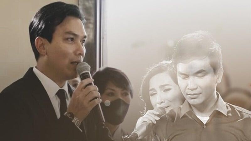 2 chữ cuối cùng Mạnh Quỳnh gửi tới Phi Nhung khiến khán giả rơi nước mắt 1