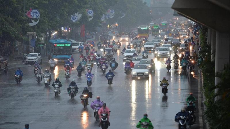 Dự báo thời tiết 14/10: Bắc và Trung Bộ mưa lớn do ảnh hưởng của bão số 8 1