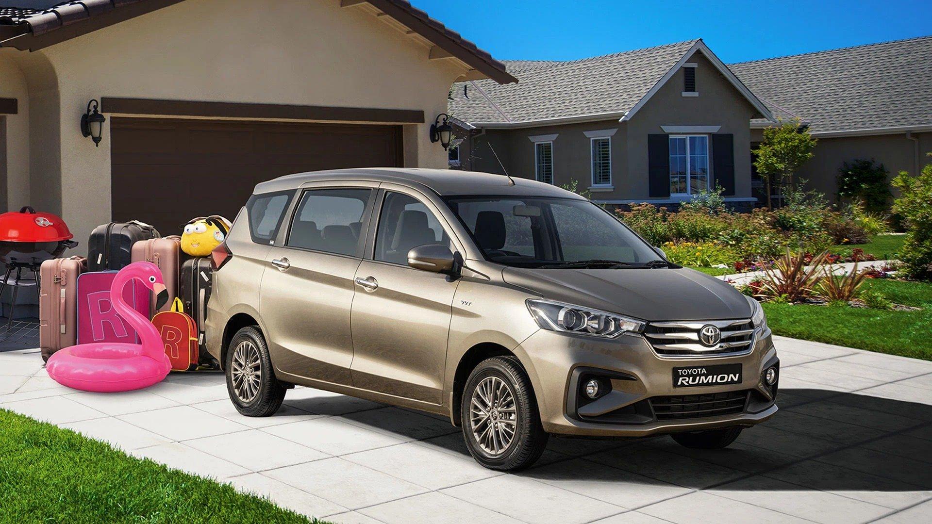 Tin xe hot nhất 13/10: Ra mắt Toyota Rumion - Suzuki Ertiga, Ảnh thực tế Kia Telluride 1