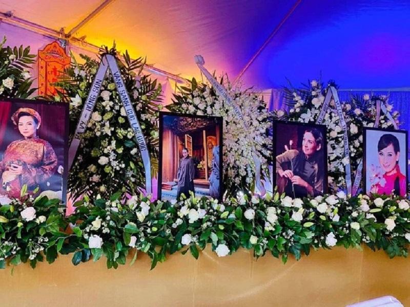 Xuất hiện điềm báo đặc biệt trong tang lễ của cố ca sĩ Phi Nhung 7