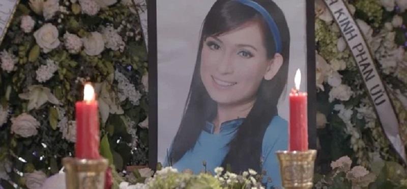 Xuất hiện điềm báo đặc biệt trong tang lễ của cố ca sĩ Phi Nhung 5