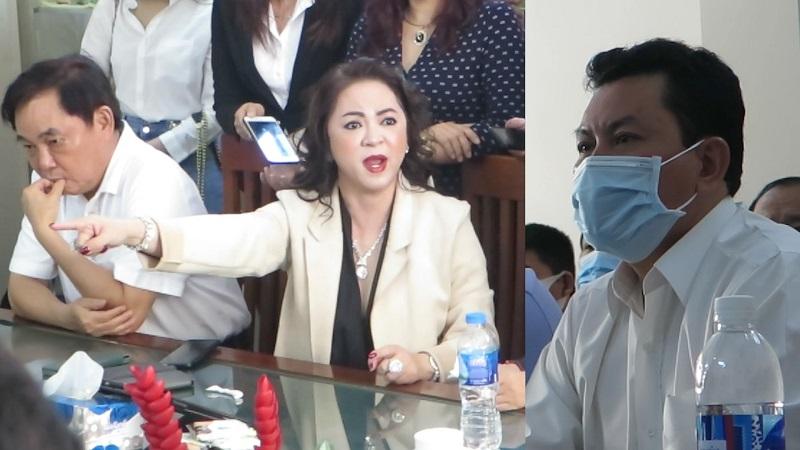 Hé lộ thế lực cực mạnh 'chống lưng' giúp bà Phương Hằng 'dẹp loạn' suốt 7 tháng qua 2