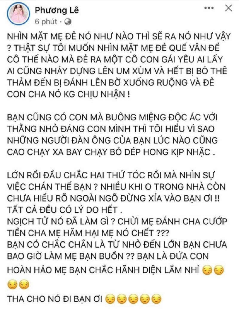 Một chân dài công khai muốn giúp Hồ Văn Cường hậu rời nhà Phi Nhung 6
