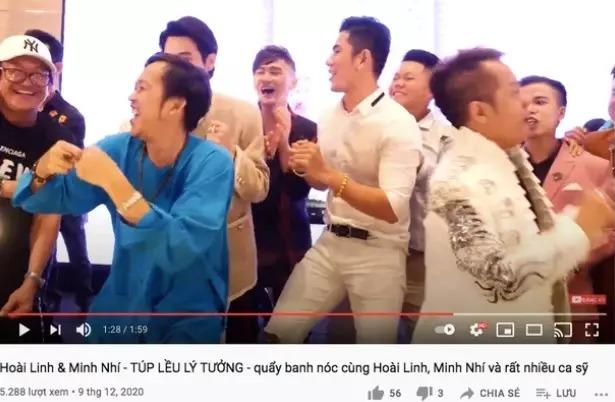 Sự thật về đoạn video quẩy cực sung của Hoài Linh chỉ sau vài ngày xạ trị 5