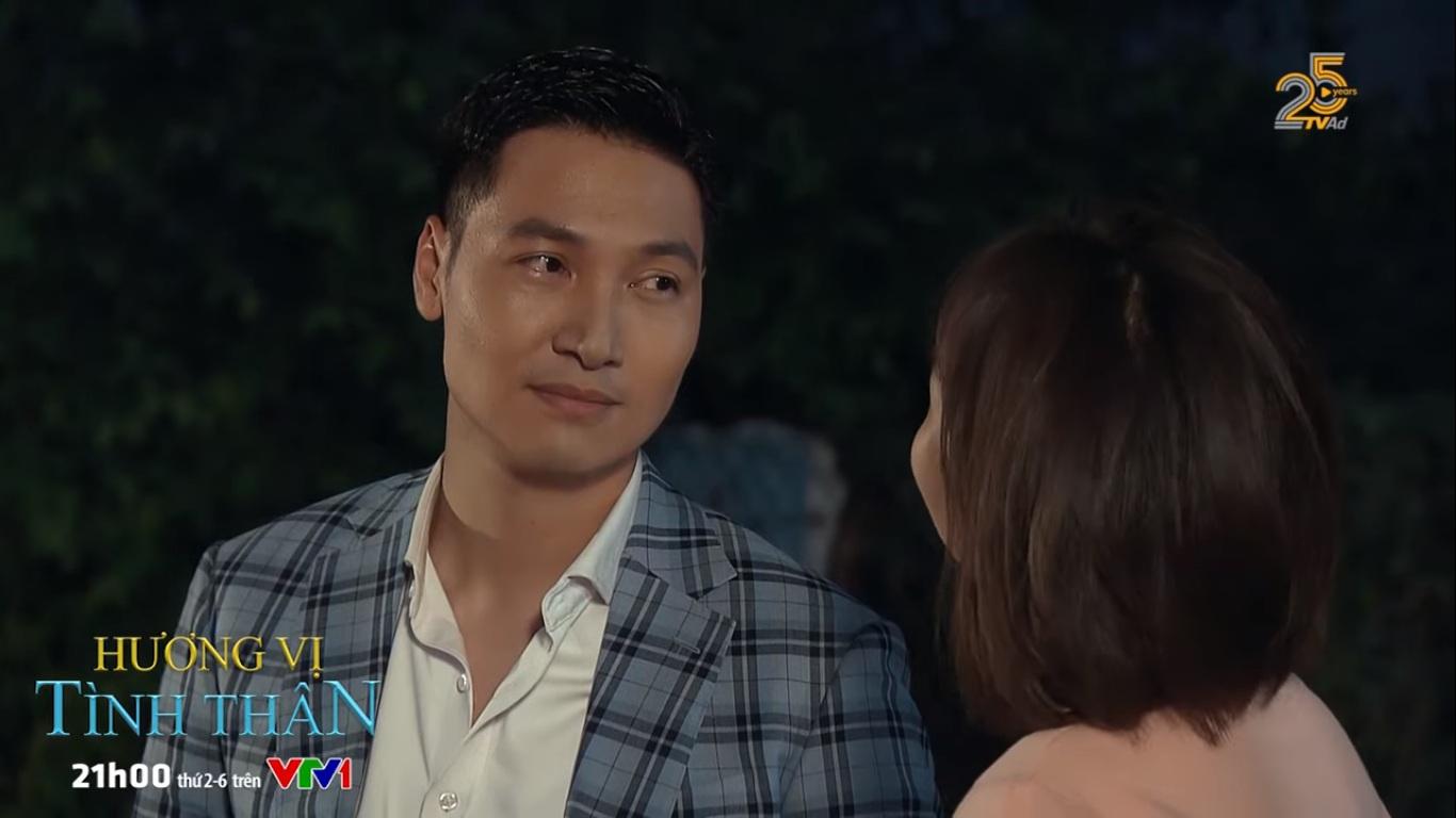 Hương vị tình thân tập 54: Bà Xuân gay gắt khi Long yêu Nam, ông Khang có thái độ ngược lại 2