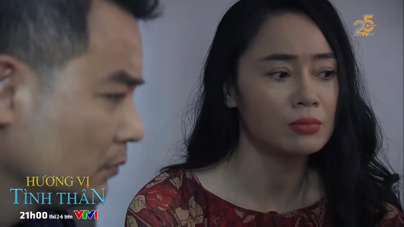 Hương vị tình thân tập 54: Bà Xuân gay gắt khi Long yêu Nam, ông Khang có thái độ ngược lại 5