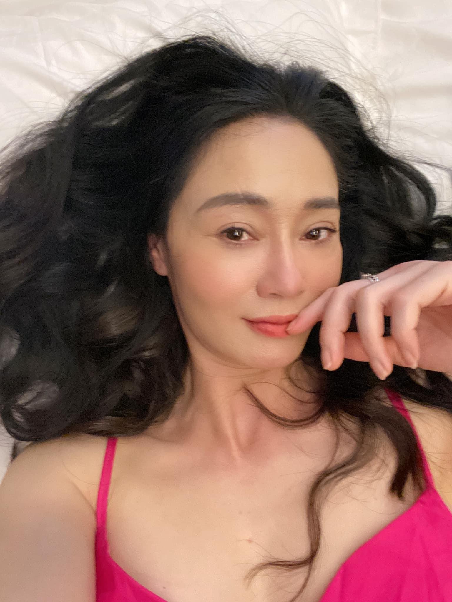 Quách Thu Phương lên tiếng thỉnh cầu CDM vì vai diễn 'mẹ' Mạnh Trường trong 'Hương vị tình thân' 5