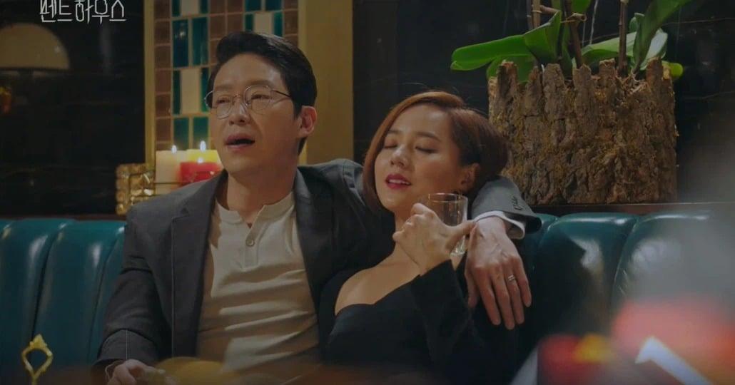 Penthouse 3 - Cuộc chiến thượng lưu 3: Oh Yoon Hee liệu có phải em gái Ju Dan Tae? 3
