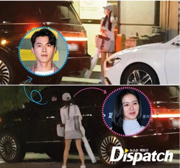 Hyun Bin và Son Ye Jin bị 'tóm sống' khoảnh khắc tình tứ hiếm hoi hậu công khai hẹn hò 5