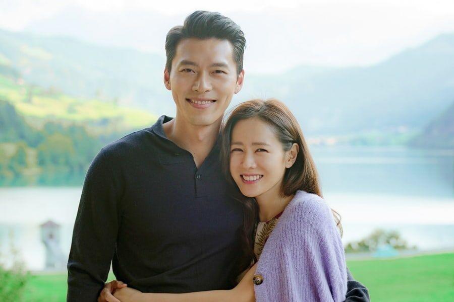 Hyun Bin và Son Ye Jin bị 'tóm sống' khoảnh khắc tình tứ hiếm hoi hậu công khai hẹn hò 1