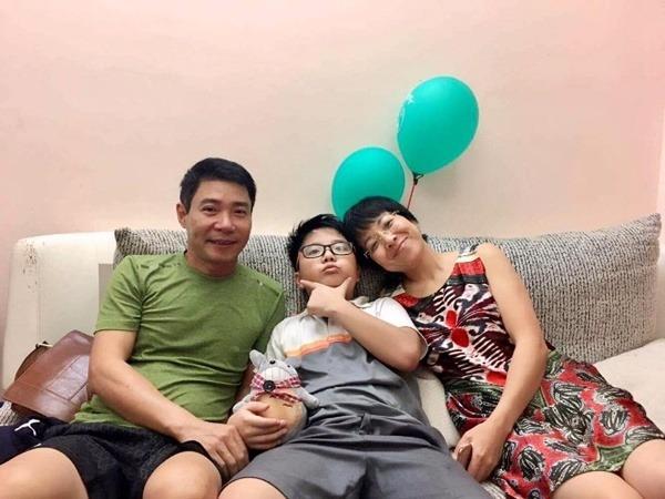 Ly hôn Công Lý, Thảo Vân được con trai khuyên tìm bạn trai để 'đi bước nữa' 5