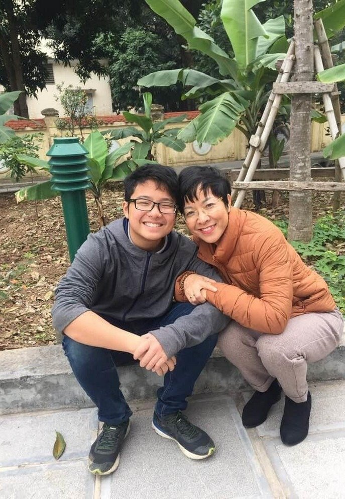 Ly hôn Công Lý, Thảo Vân được con trai khuyên tìm bạn trai để 'đi bước nữa' 3