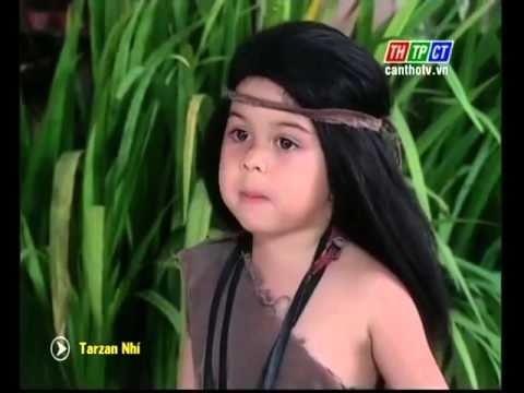 Ngỡ ngàng trước diện mạo đang thuở dậy thì của cậu bé đóng 'Tarzan nhí' 2