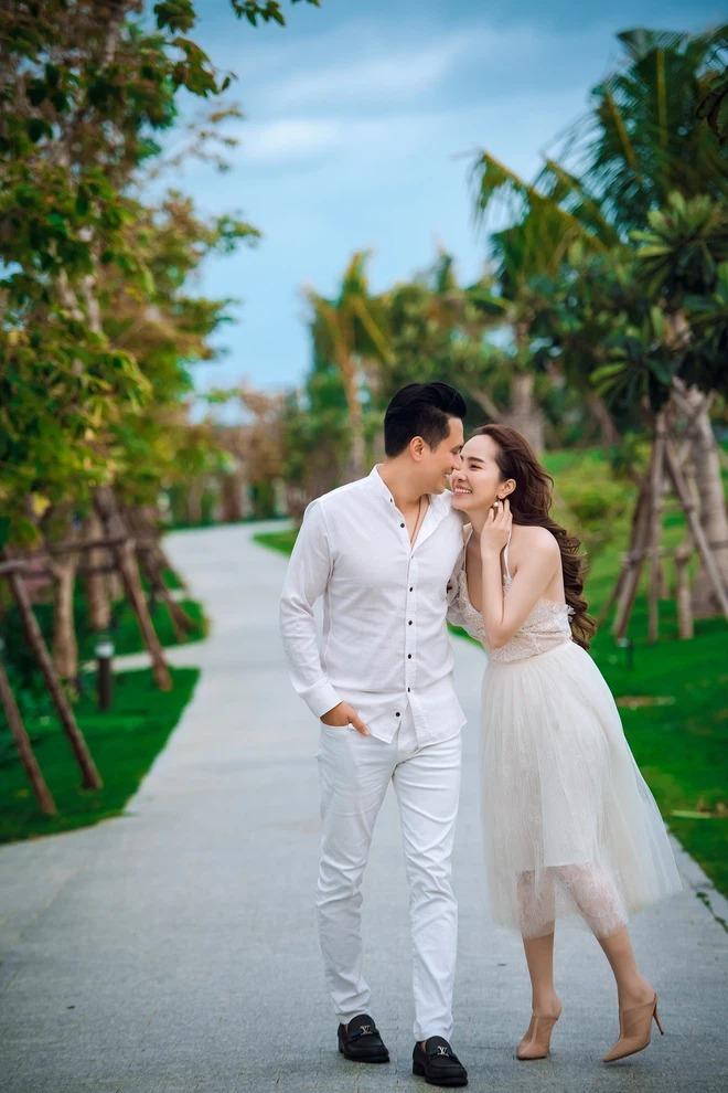 Việt Anh và Quỳnh Nga liên tục chơi trò 'mèo vờn chuột' trước nghi vấn đang hẹn hò, yêu đương 5
