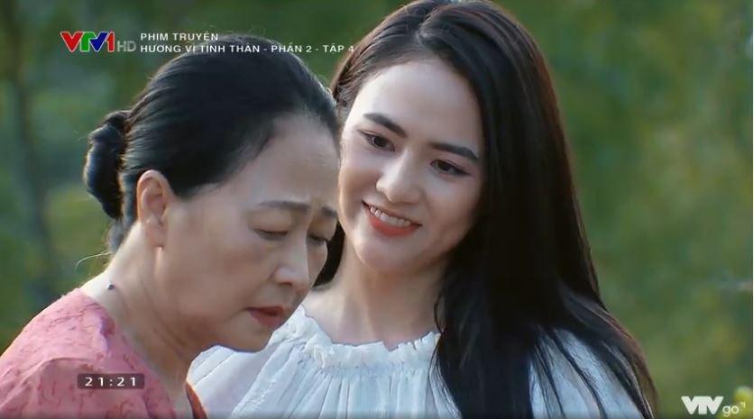 Hương vị tình thân phần 2 tập 4: Thiên Nga khiến bà Dần lâm nguy khi cho uống thuốc ngủ quá liều 10