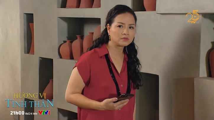 Hương vị tình thân phần 2 tập 5: Nga 'diễn sâu' trước mặt gia đình Long, bà Xuân đứng hình khi gặp lại Nam 5