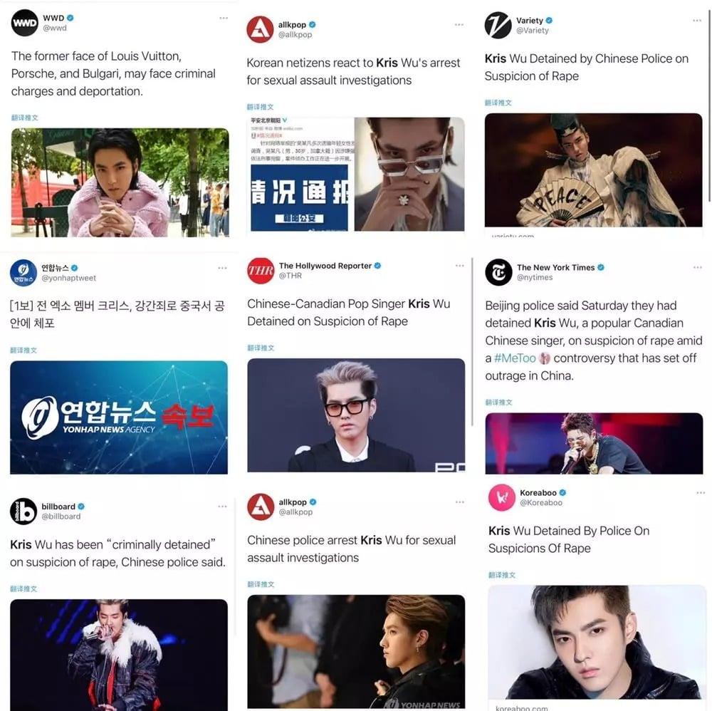 Ngô Diệc Phàm bị nhà đài VTV chỉ mặt sau bê bối rúng động làng giải trí Trung Quốc  3
