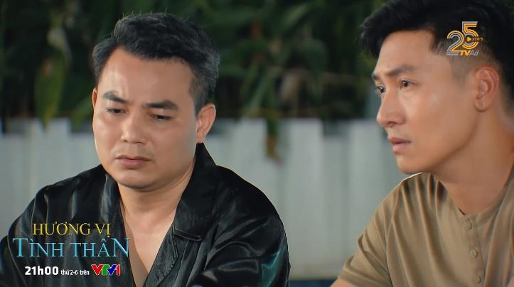 Hương vị tình thân phần 2 tập 7: Ông Sinh thất thần báo tin cho Nam trong đêm, Thiên Nga tái mặt vì bị đe dọa 5