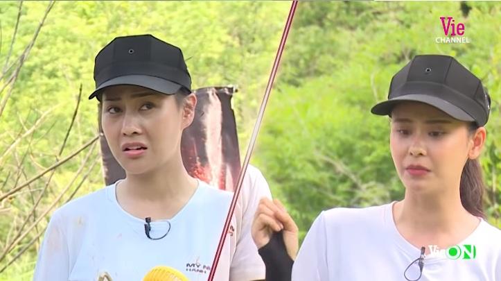 Phương Oanh bật chế độ 'Phương Nam', dằn thẳng mặt Trương Quỳnh Anh trên sóng truyền hình vì chơi xấu 1