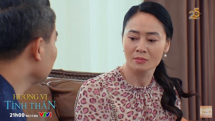 Hương vị tình thân phần 2 tập 11: Bà Xuân bị yêu cầu lánh ra ngoài khi Nam đến chơi nhà 7