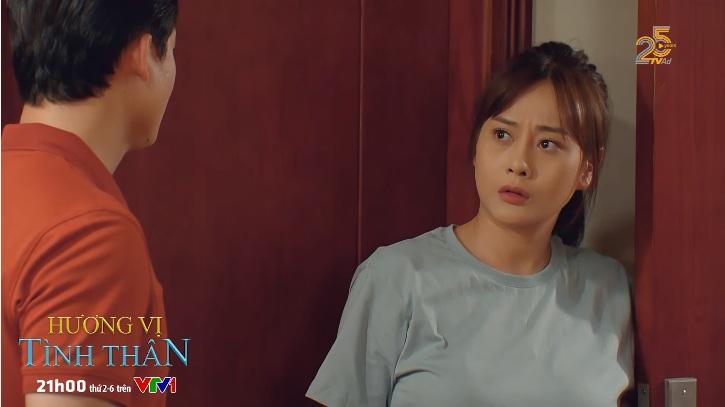Hương vị tình thân phần 2 tập 11: Bà Xuân bị yêu cầu lánh ra ngoài khi Nam đến chơi nhà 1