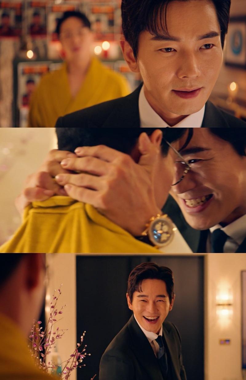 Cuộc chiến thượng lưu 3 tập 10: Ju Dan Tae vào trại tâm thần, Cheon Seo Jin bị con gái cưng 'đánh thuốc' 5