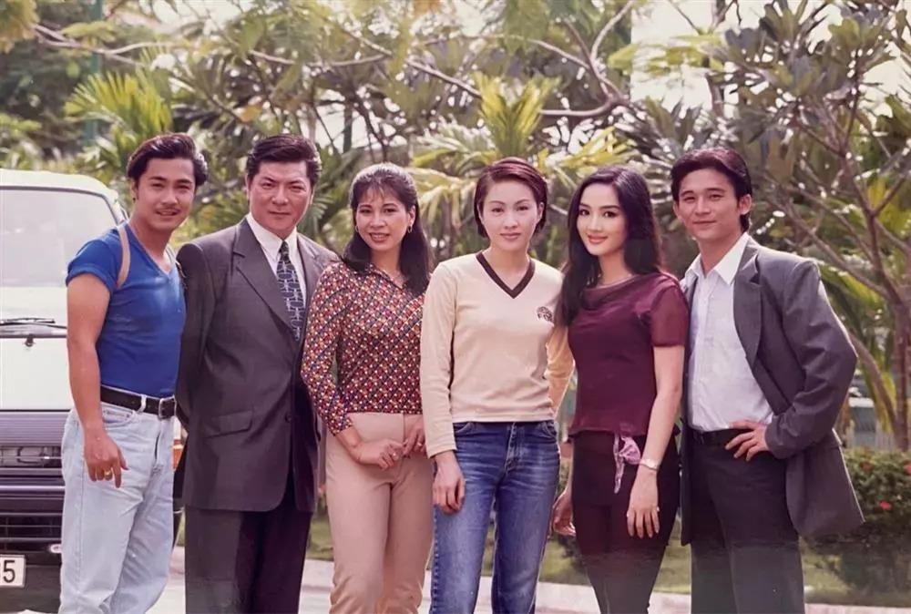 Hoa hậu Giáng My có lép vế trong lần duy nhất đọ sắc với 'đệ nhất mỹ nhân TVB' Lê Tư? 3