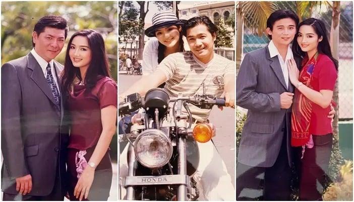 Hoa hậu Giáng My có lép vế trong lần duy nhất đọ sắc với 'đệ nhất mỹ nhân TVB' Lê Tư? 2