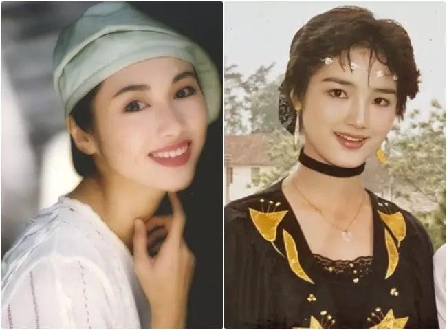 Hoa hậu Giáng My có lép vế trong lần duy nhất đọ sắc với 'đệ nhất mỹ nhân TVB' Lê Tư? 7