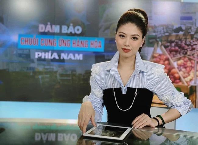 BTV Ngọc Trinh: Xinh đẹp, sang chảnh và là 'tay chơi' đồ hiệu có tiếng của VTV 1
