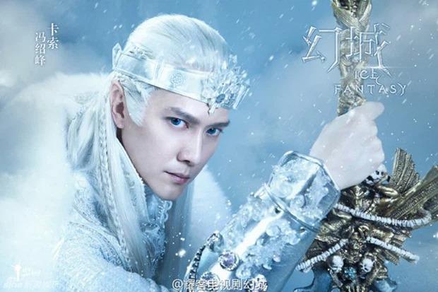 10 mỹ nam cổ trang tóc trắng đẹp ma mị trên màn ảnh Hoa Ngữ 2