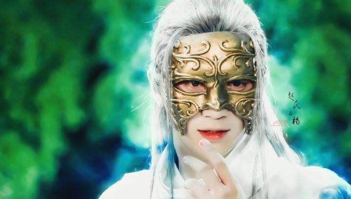 10 mỹ nam cổ trang tóc trắng đẹp ma mị trên màn ảnh Hoa Ngữ 16