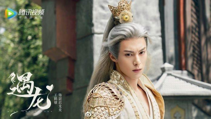 10 mỹ nam cổ trang tóc trắng đẹp ma mị trên màn ảnh Hoa Ngữ 18