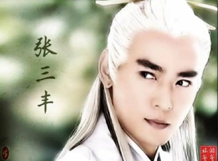10 mỹ nam cổ trang tóc trắng đẹp ma mị trên màn ảnh Hoa Ngữ 14
