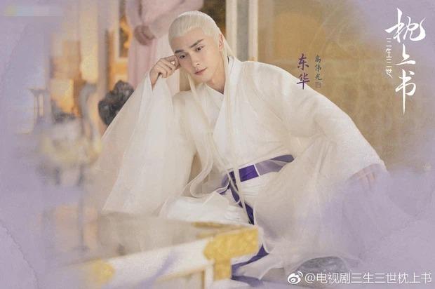10 mỹ nam cổ trang tóc trắng đẹp ma mị trên màn ảnh Hoa Ngữ 8