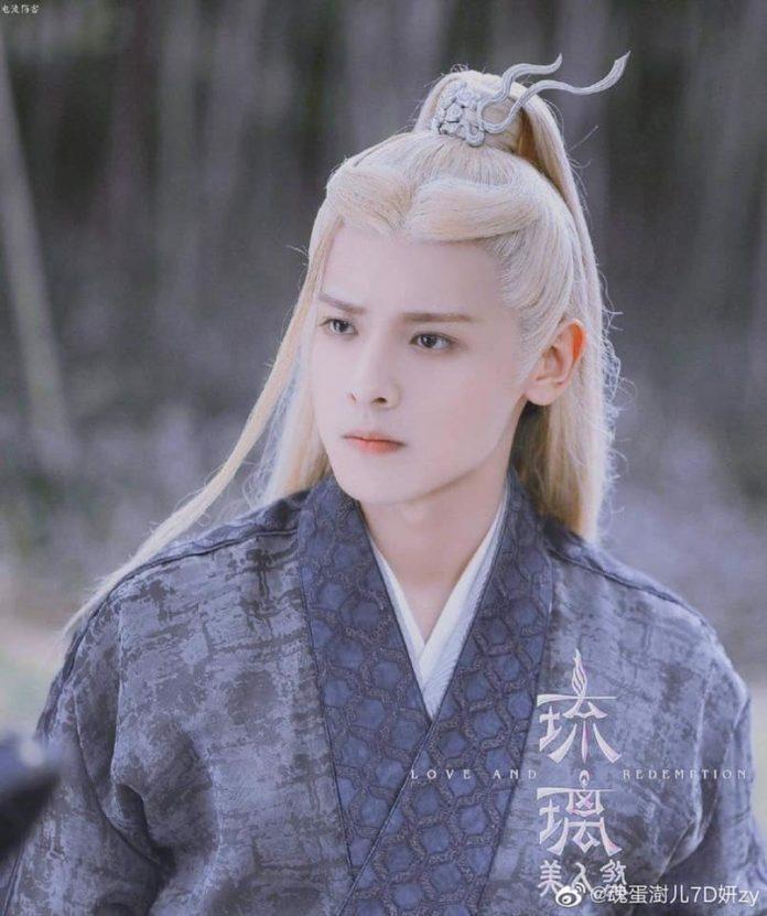 10 mỹ nam cổ trang tóc trắng đẹp ma mị trên màn ảnh Hoa Ngữ 20